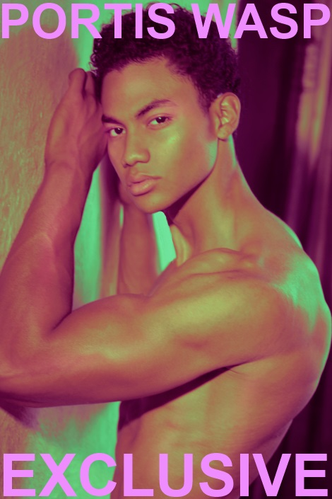 Duane J. Moreno by Joseph Bleu for Portis Wasp