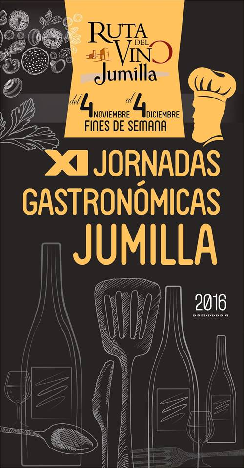 XI Jornadas Gastronómicas de Jumilla