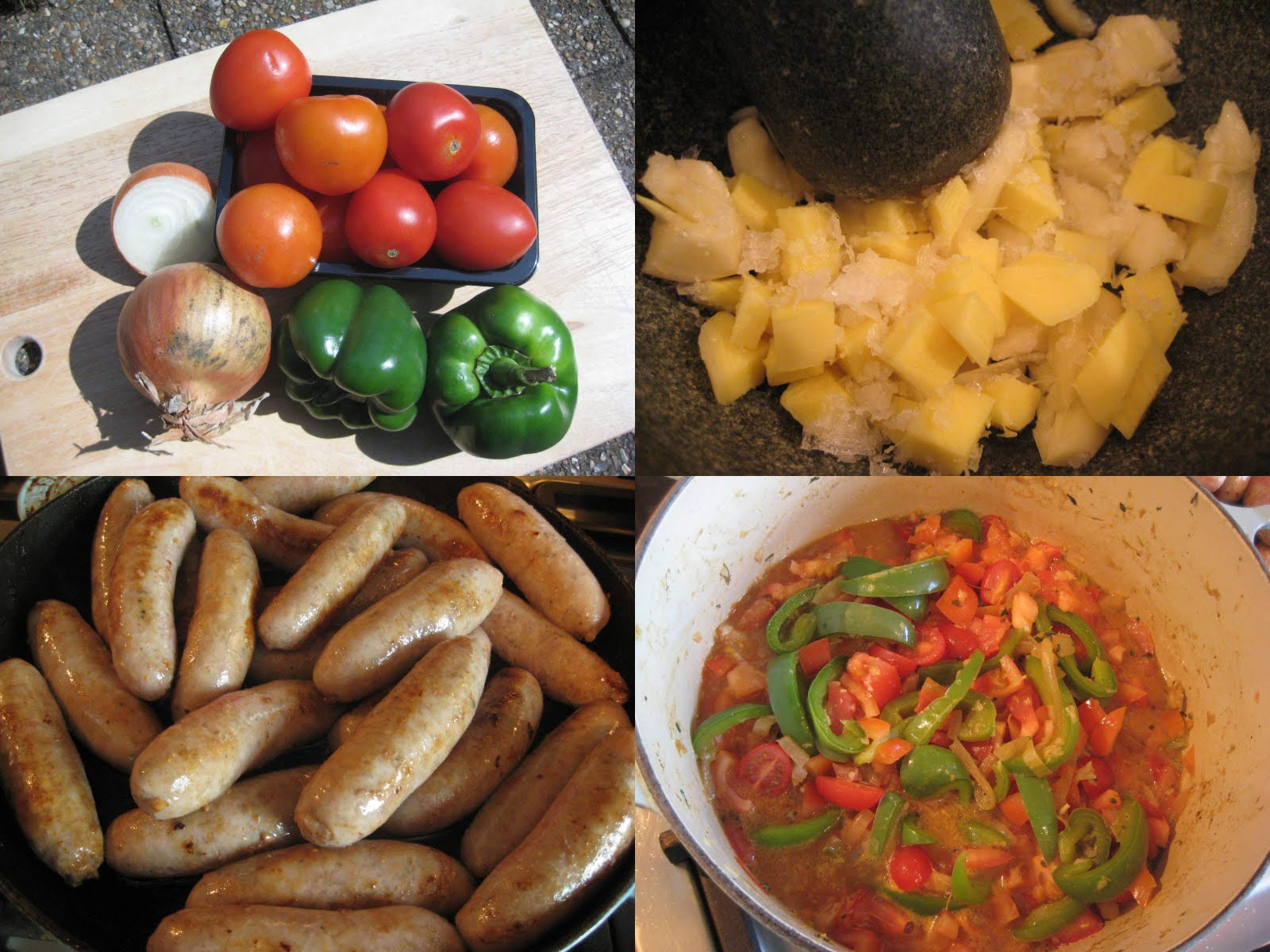 sauce ginger n spice tomato sauce rougaille recipes dishmaps ginger n ...
