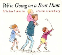 Cover of We're Going on a Bear Hunt