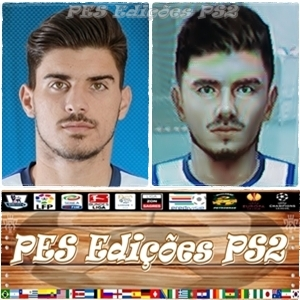 Rúben Neves (Porto) e Portugal PES PS2