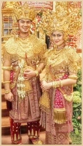 Baju adat sumatera/sumatra barat,utara,selatan