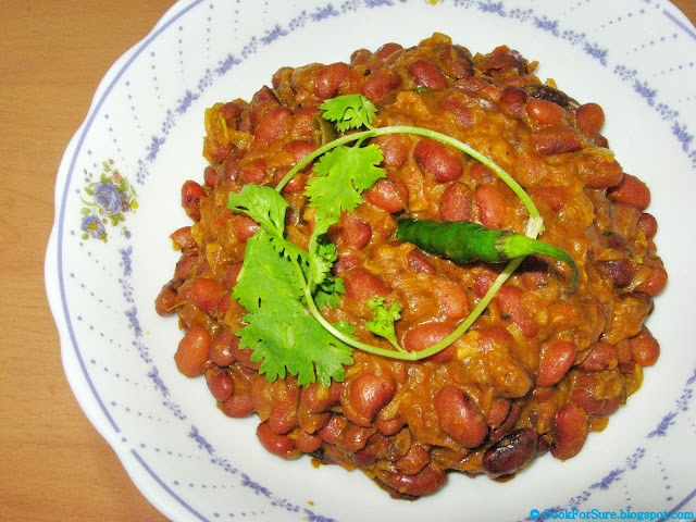 Rajma Recipe Rak S Kitchen