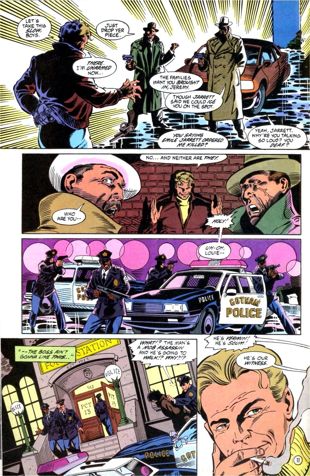 Deathstroke (1991) Issue #6 #11 - English 12