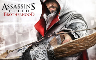 Assassin's Creed Brotherhood Game HD Wallpaper