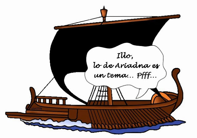 Barco de Teseo