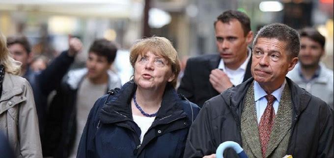 Expo 2015: domani in visita Cancelliera Merkel