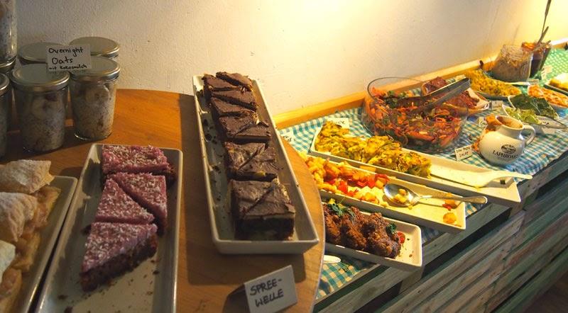 vegaanibrunssi berliinissä