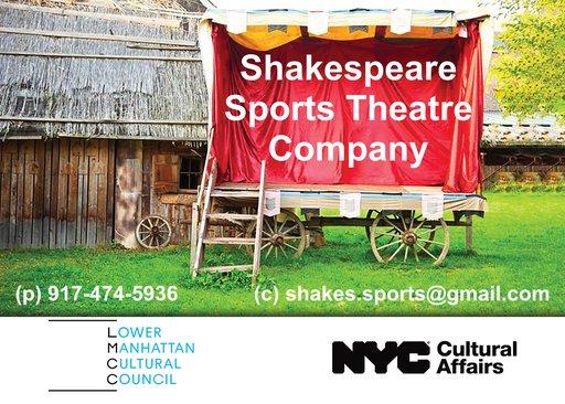Shakespeare Sports Theatre Company Blog