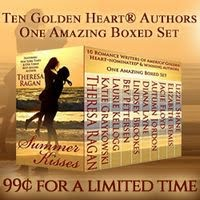 SUMMER KISSES: Ten Golden Heart © Authors Boxed Set