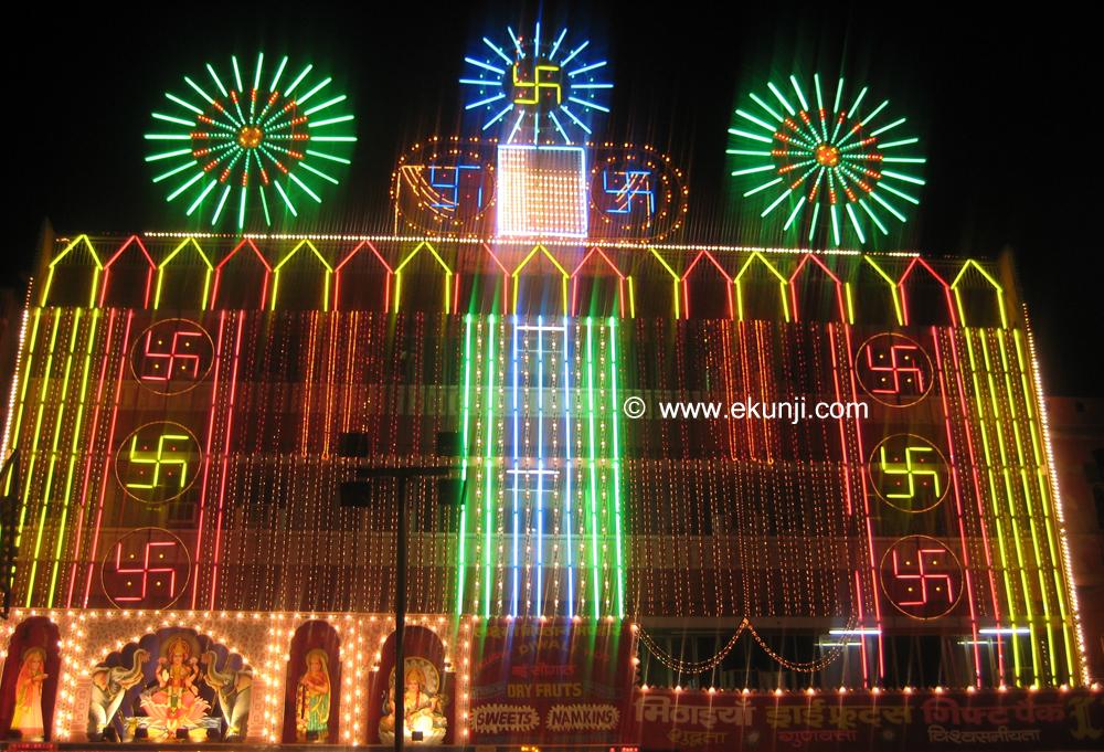 Diwali Decoration Lights Home 28 Images