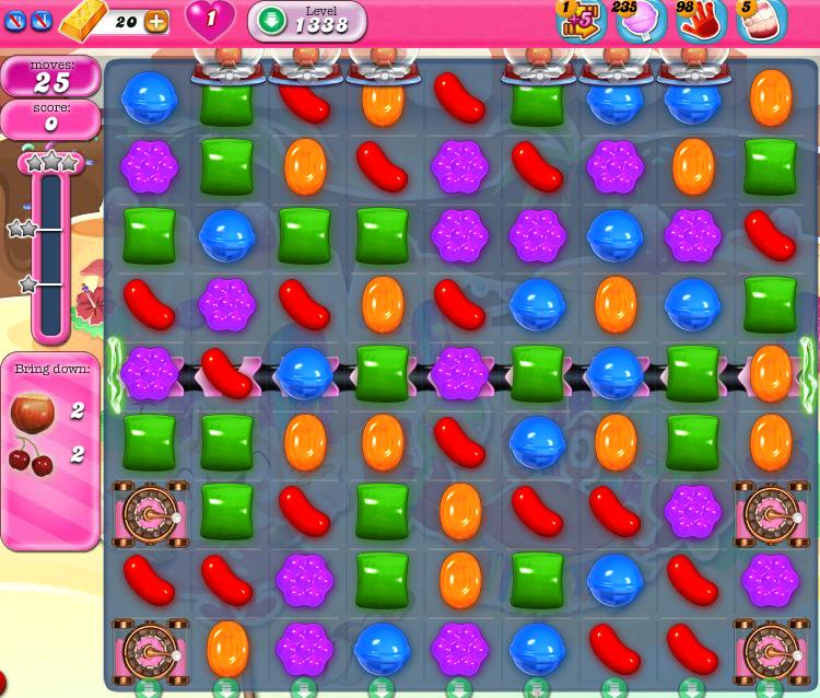 Candy Crush Saga 1338