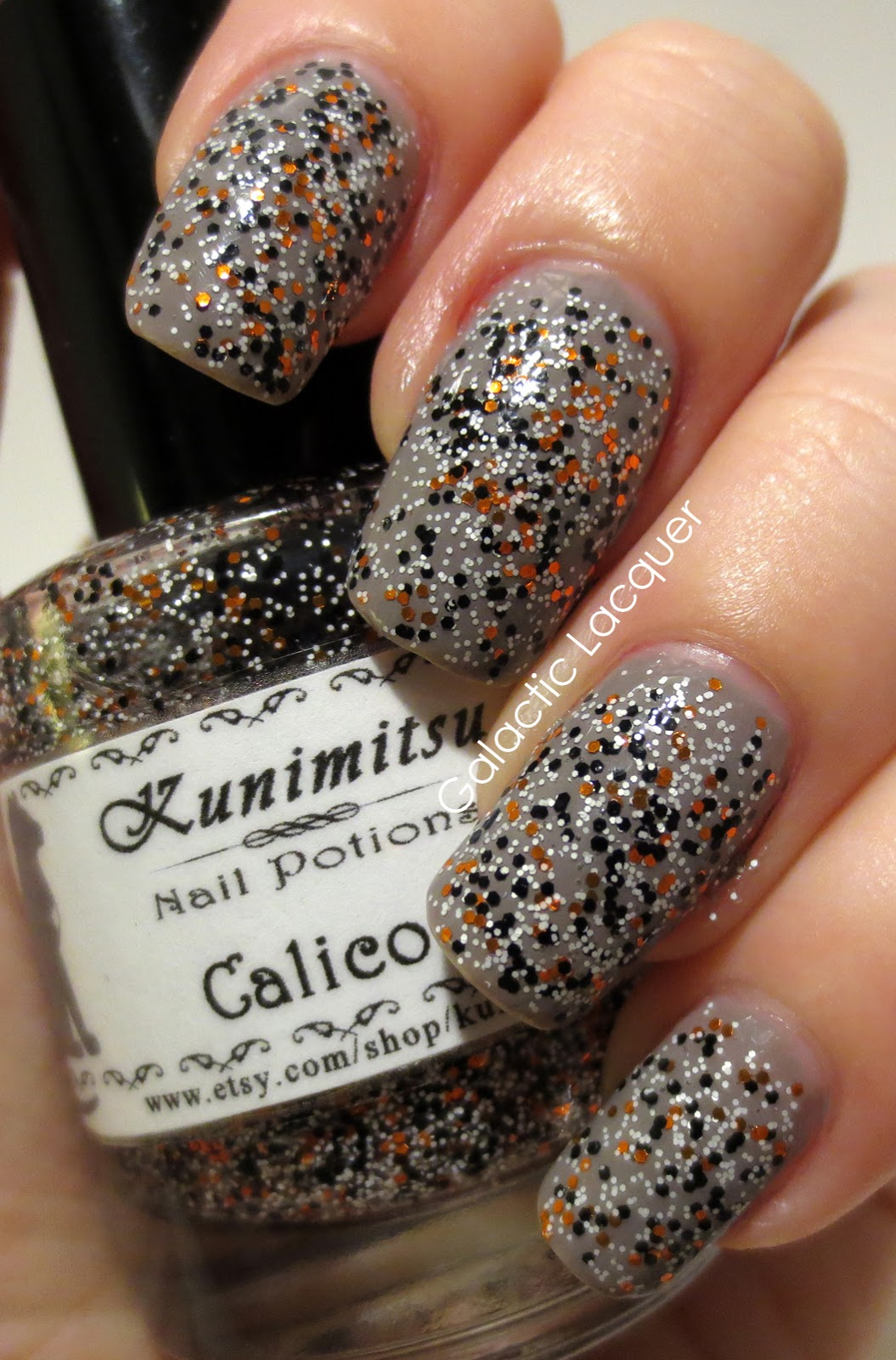 Galactic Lacquer: September 2012