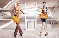 LONGCHAMP SS2013 Ad Campaign