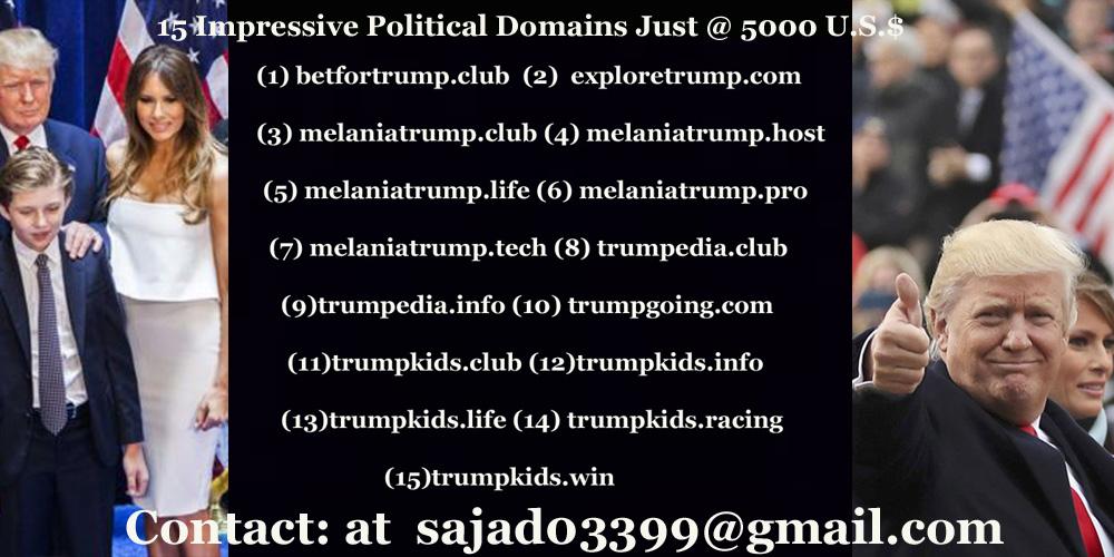 Impressive Political Domains