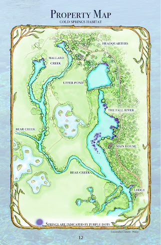 Property map for ranch book