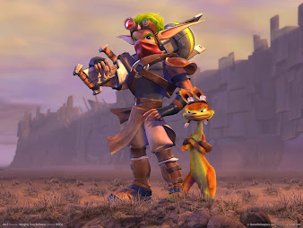 #4 Daxter Wallpaper