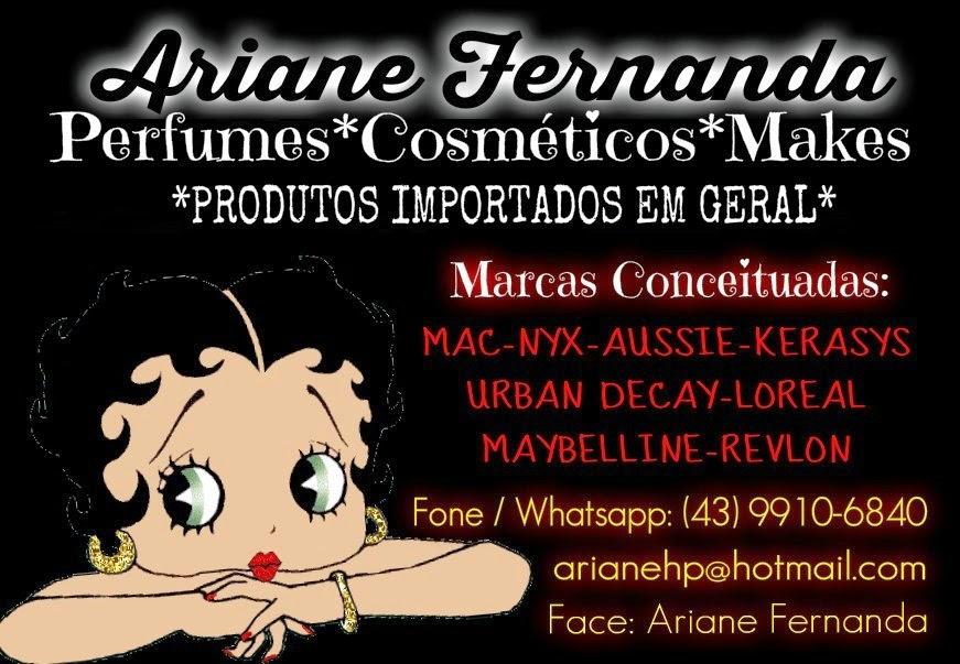 Ariane Fernanda Importados