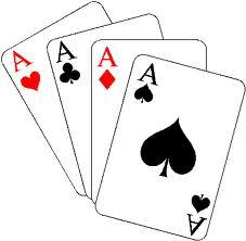 trik sulap kartu sederhana kartu as berpindah