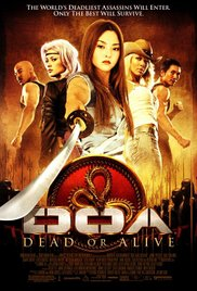 Watch DOA: Dead or Alive Online Free 2006 Putlocker