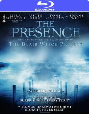 The Presence (2010) 720p BRRip 550MB mkv subs español