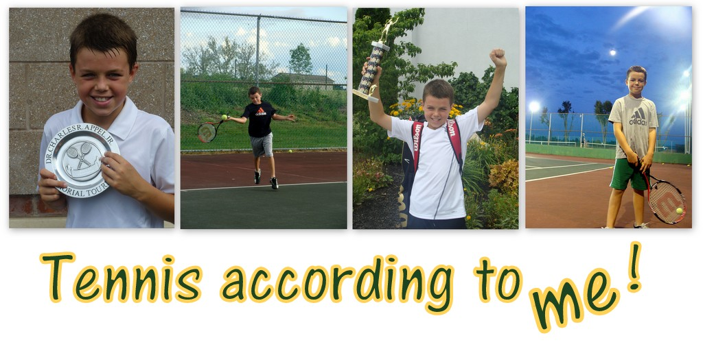 Tennis according to me!
