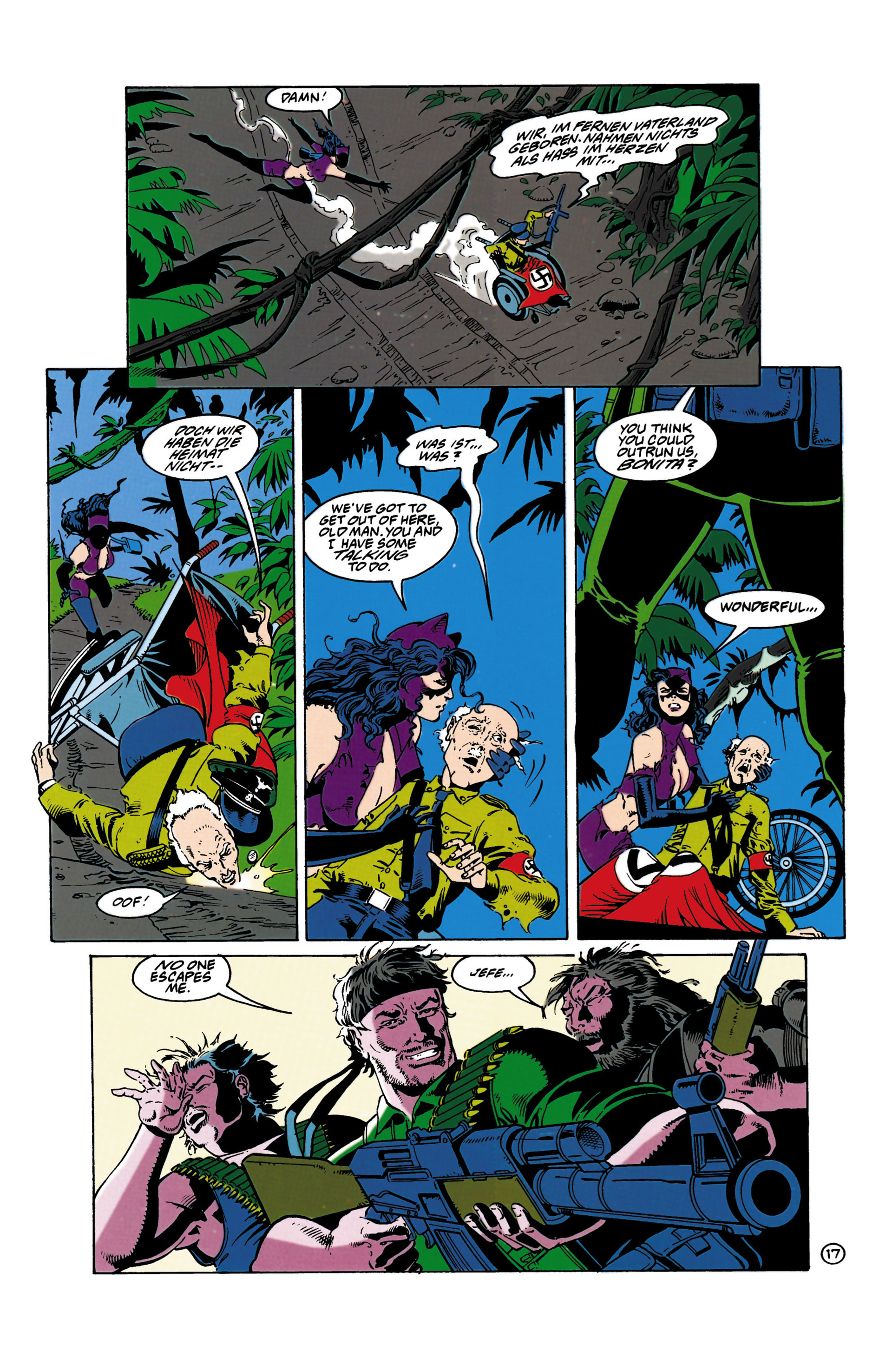 Catwoman (1993) Issue #19 #24 - English 17