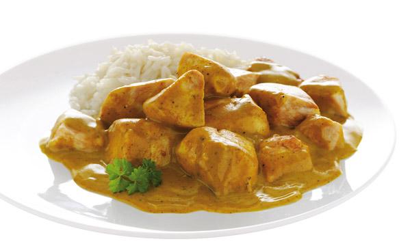Rimas y recetas pollo al curry al estilo de mi amigo for Como cocinar pollo al curry