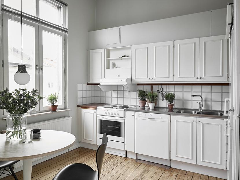 decoracion-escandinavo-musico-cocina