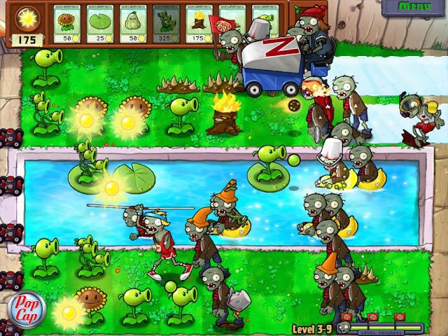 Plant vs zombies full indir