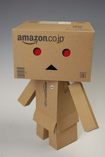 Amazon Danbo Papercraft Model Mascot