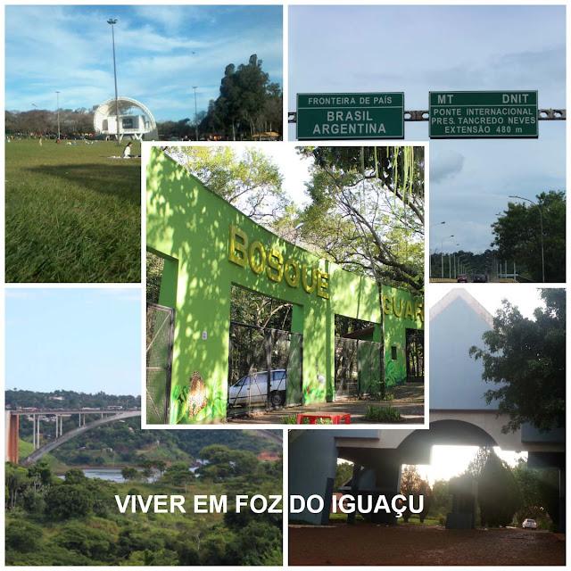 12 passeios turísticos (e de graça) para fazer em Foz Iguaçu