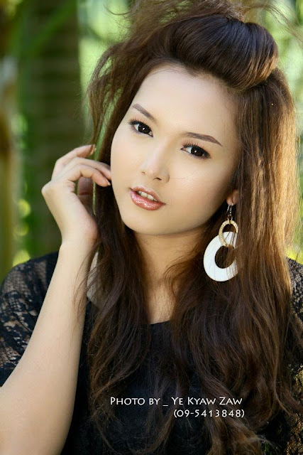 myanmar cute actress wint yahmone hlaing