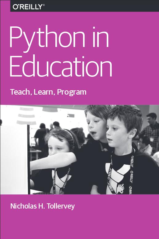 Ebook gratuito: Python na educação