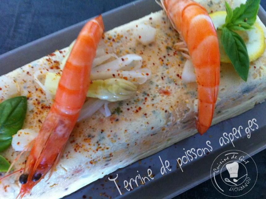terrine poisson asperges