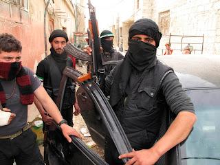 Σύροι ισλαμιστές σε μυστική συνάντηση με τον UCK κοντά στα ελληνικά σύνορα!