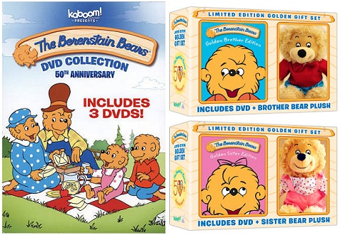 Berenstain Bears DVD review