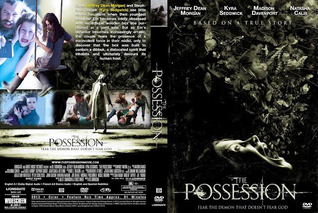 The Possession el Origen del Mal Dvd