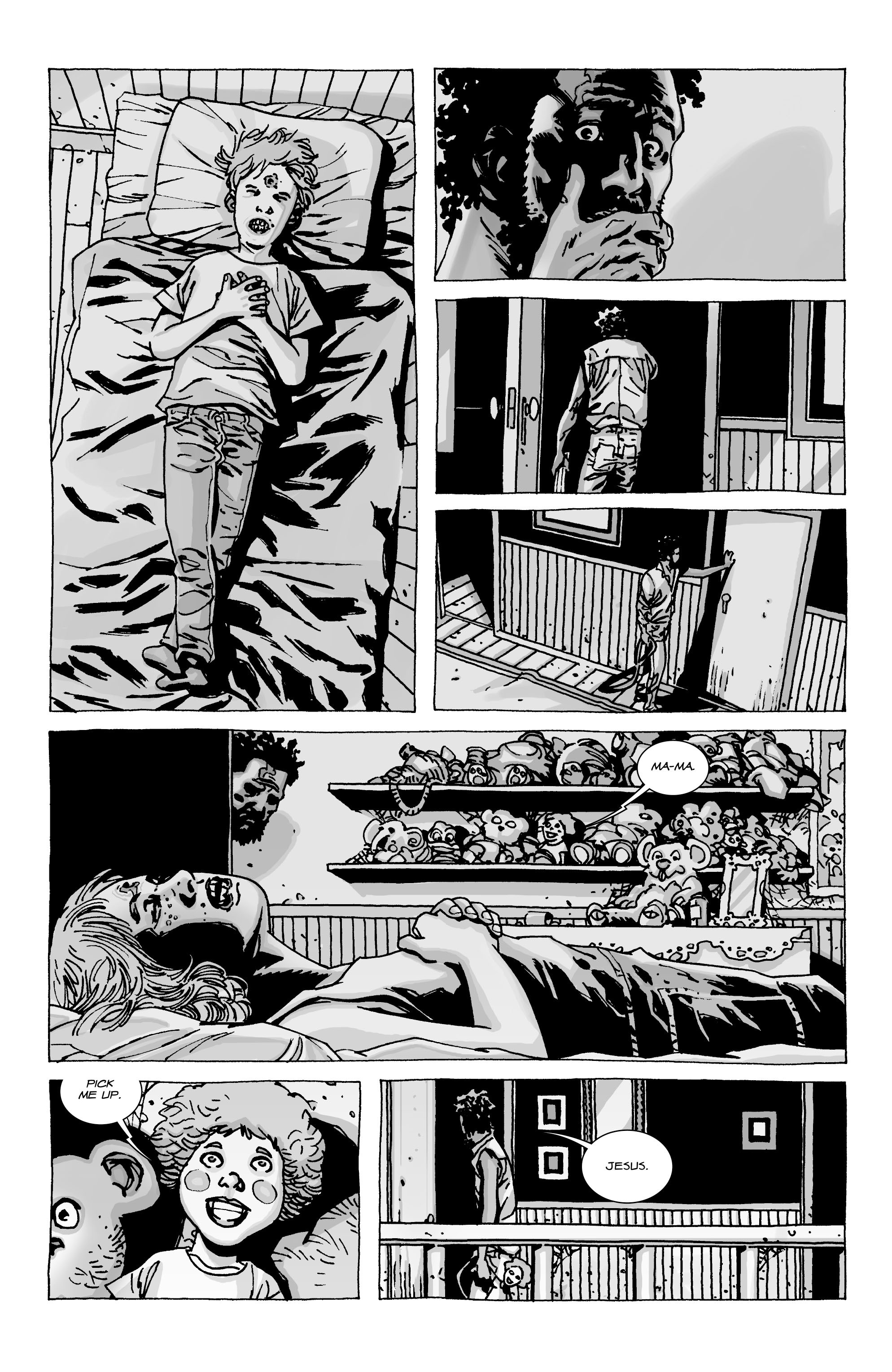 The Walking Dead 60 Page 8