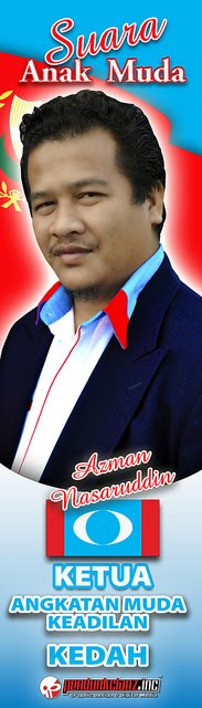 Ketua AMK Negeri Kedah