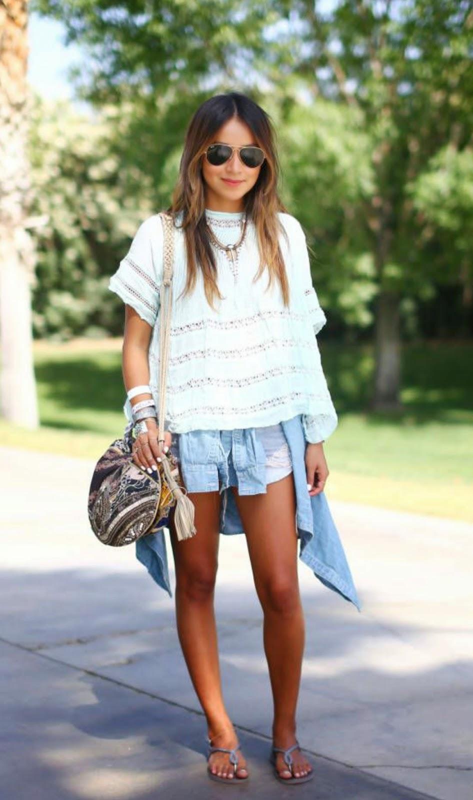 spring outfit ideas boho
