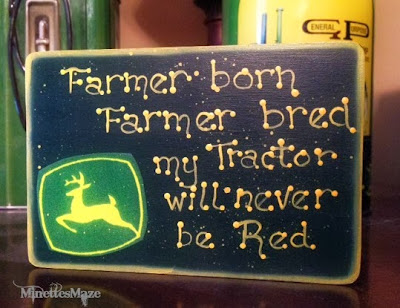 Boys John Deere Room Decor, perfect for your little farmer! She shows you  how - Boys John Deere Room Decor - This Silly Girl's Kitchen