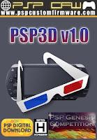 PSP3D v1.0 – Ver Jogos em 3D no PSP