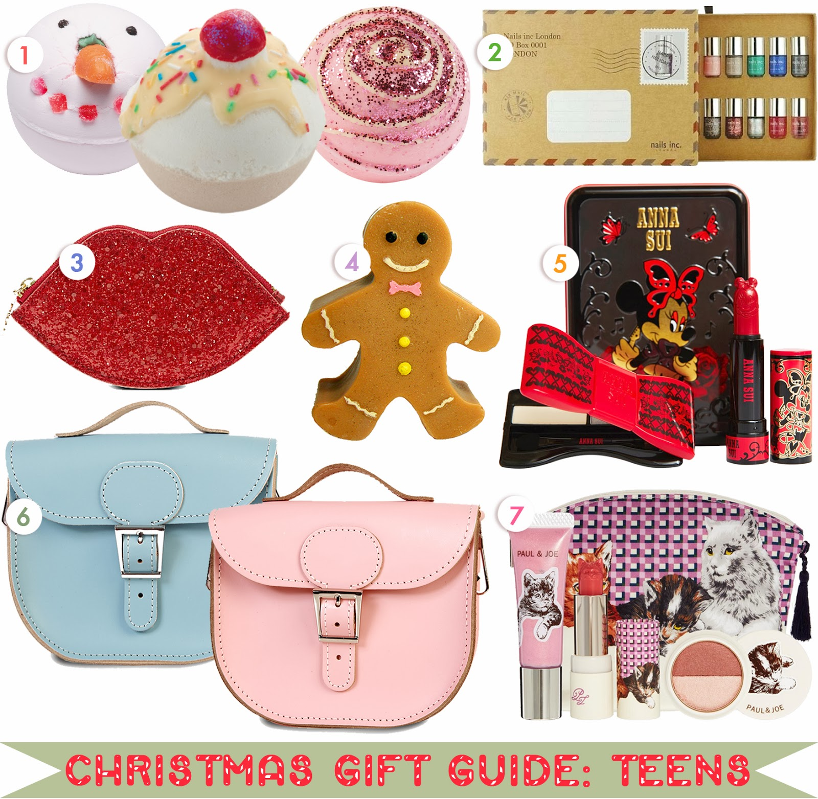 Christmas Gift Guide Teens Temporary Secretary