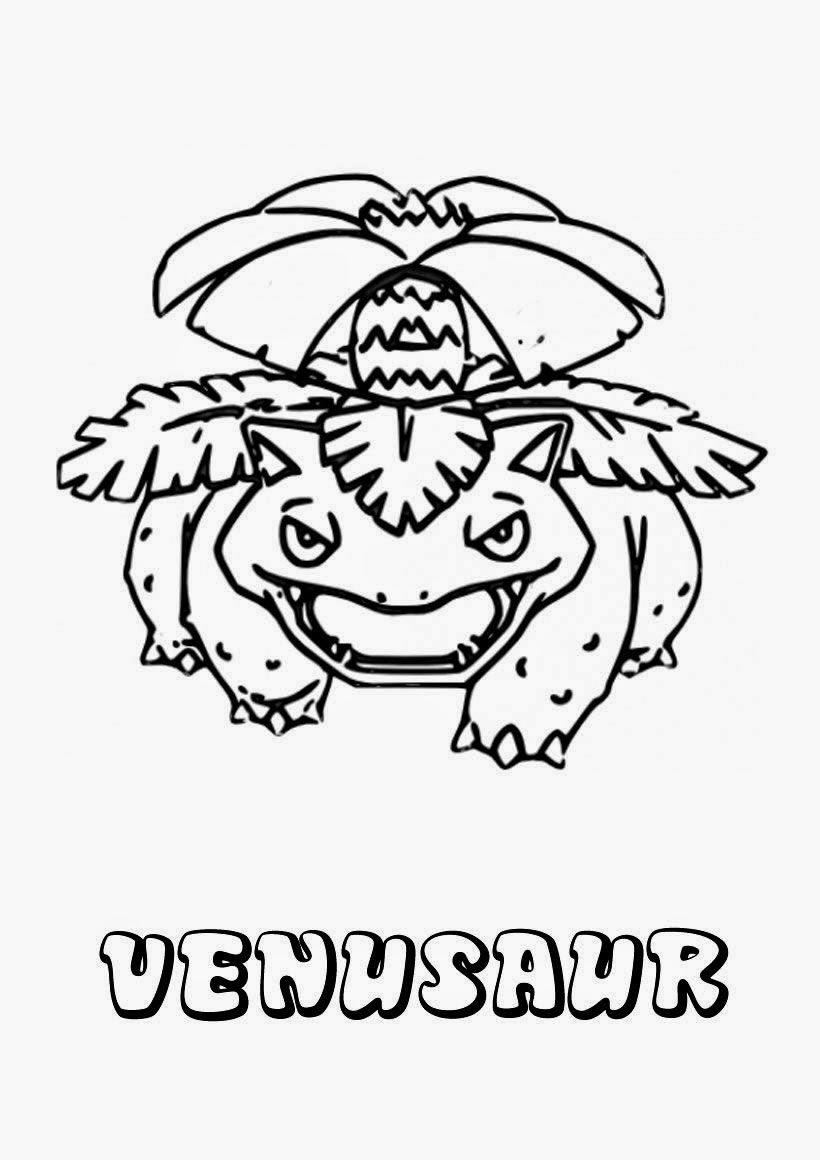 Maestra de Infantil: Dibujos para colorear. Los Pokémon.