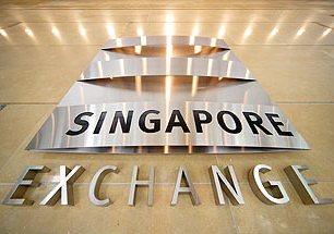 singapore stocks today