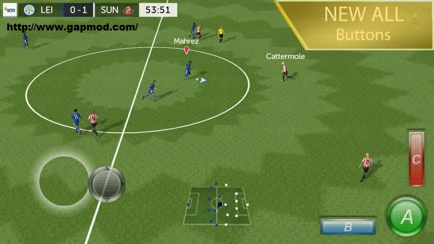 download fifa 16 mod apk for android