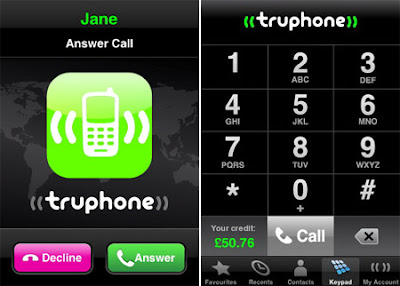 TruPhone - Make Free Calls From Your iPhone