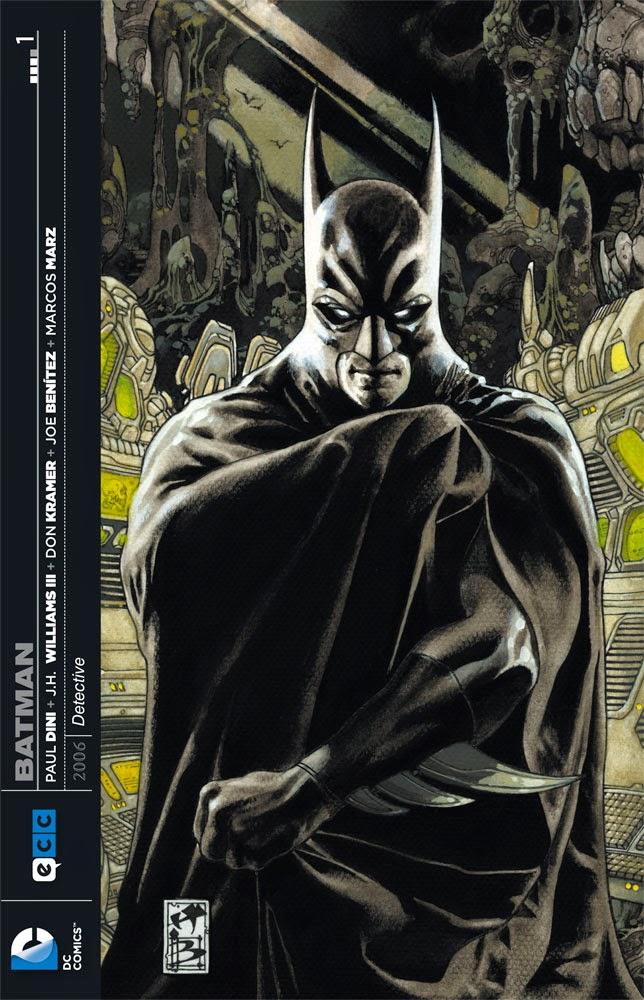 batman:detective