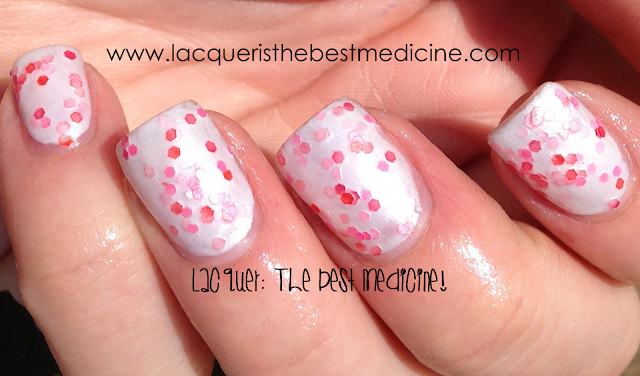 Lacquer The Best Medicine Pipe Dream Polish Swatch